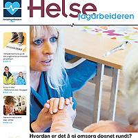 Helsefagarbeideren nr 4, 2013