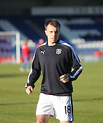Dundee's Paul McGowan was team captain at Inverness  - Inverness Caledonian Thistle v Dundee at Caledonian Stadium, Inverness<br /> <br />  - © David Young - www.davidyoungphoto.co.uk - email: davidyoungphoto@gmail.com