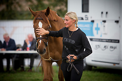 Andersson Petronella, SWE, Bacardi 188<br /> Stephex Masters 2018<br /> © Hippo Foto - Sharon Vandeput<br /> 29/08/18