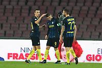 Delusione di Mauro Emanuel Icardi Inter,dejection<br /> Napoli 02-12-2016  Stadio San Paolo <br /> Football Campionato Serie A 2016/2017 <br /> Napoli - Inter<br /> Foto Cesare Purini / Insidefoto