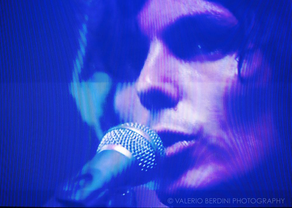 Glastonbury Festival on the BBC. The Horrors