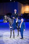 Marco Kutscher - Cornet Cristallo<br /> Indoor Brabant 2015<br /> © DigiShots