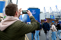 A general view of Goodison Park home to Everton- Mandatory by-line: Robbie Stephenson/JMP - 23/04/2018 - FOOTBALL - Goodison Park - Liverpool, England - Everton v Newcastle United - Premier League