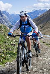 16-09-2017 FRA: BvdGF Tour du Mont Blanc day 7, Beaufort<br /> De laatste etappe waar we starten eindigen we ook weer naar een prachtige route langs de Mt. Blanc / Alberto