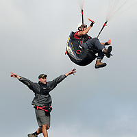 Paragliding in Sussex