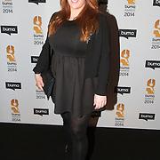 NLD/Hilversum//20140318 - Inloop Buma Awards 2014, Lisa Lois