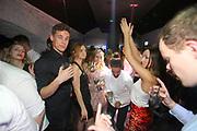 Mannheim. 01.01.18  <br /> Koi Club. Silvester. Die Menschen feiern den Start in das Jahr 2018.<br /> <br /> Bild-ID 399   Markus Proßwitz 01JAN18 / masterpress