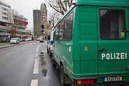 Anti Terror raid, Berlin 14.12.17