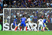 Gol  Antoine Griezmann France Goal celebration <br /> Marseille 15-06-2016 Stade du Velodrome <br /> Football Euro2016 France - Albania / Francia - Albania Group Stage Group A<br /> Foto Massimo Insabato / Insidefoto