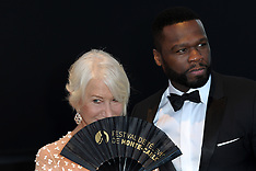 FILE: Helen Mirren & 50 Cent - 25 Oct 2017