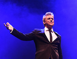 G4 in concert as part of their Reunion Tour 2015 at Watford Colosseum, Rickmansworth Road, London on Saturday 19 September 2015