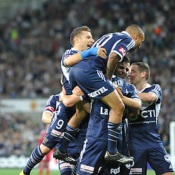 Melbourne Victory v Wellington Pheonix | A-League | 3 November 2014