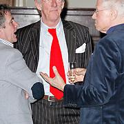 NLD/Amsterdam/20120309 - Boekpresentatie Een Krankzinnig Avontuur van Hans van Mierlo , Freek de Jonge