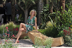 NELL MCANDREW at the 2011 RHS Chelsea Flower Show VIP & Press Day at the Royal Hospital Chelsea, London, on 23rd May 2011.