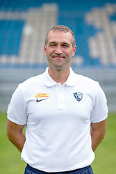 07.07.2015, Rewirpower Stadion, Bochum, GER, 2. FBL, VfL Bochum, Fototermin, im Bild Zeugwart Andreas Pahl (Bochum) // during the official Team and Portrait Photoshoot of German 2nd Bundesliga Club VfL Bochum at the Rewirpower Stadion in Bochum, Germany on 2015/07/07. EXPA Pictures &copy; 2015, PhotoCredit: EXPA/ Eibner-Pressefoto/ Hommes<br /> <br /> *****ATTENTION - OUT of GER*****