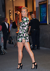 September 6, 2019, New York, New York, United States: September 5, 2019 New York City....Sailor Brinkley-Cook attending The Daily Front Row Fashion Media Awards on September 5, 2019 in New York City  (Credit Image: © Jo Robins/Ace Pictures via ZUMA Press)