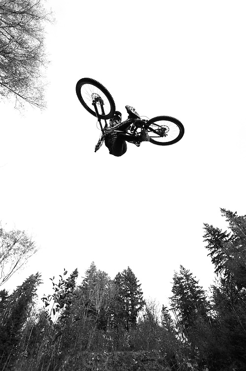 Rider: Trevor Berg, Location: Vancouver BC