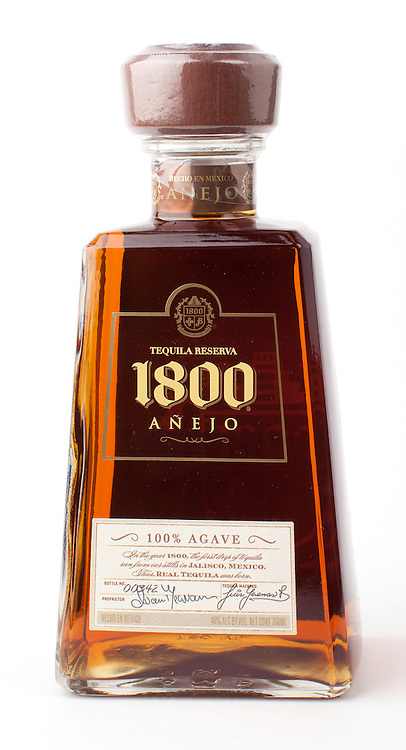 1800 anejo -- Image originally appeared in the Tequila Matchmaker: http://tequilamatchmaker.com
