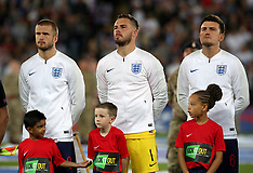 England v Switzerland - 11 Sept 2018