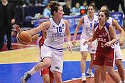 Cile 29/07/2011<br /> Campionato Mondiale Femminile U19<br /> Italia-Cile<br /> nella foto: Irene Cigliani<br /> foto ciamillo-castoria