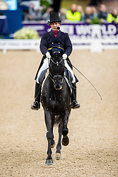 Tristan Tucker show<br /> LONGINES FEI World Cup™ Finals Gothenburg 2019<br /> © Hippo Foto - Dirk Caremans<br /> 06/04/2019