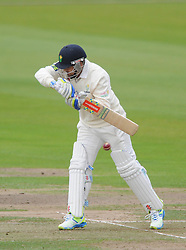 James Rudolph of Glamorgan bats - Mandatory byline: Dougie Allward/JMP - 07966386802 - 22/09/2015 - Cricket - County Ground -Bristol,England - Gloucestershire CCC v Glamorgan CCC - LV=County Championship