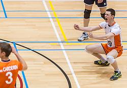 04-06-2016 NED: Nederland - Duitsland, Doetinchem<br /> Nederland speelt de tweede oefenwedstrijd in Doetinchem en verslaat Duitsland opnieuw met 3-1 / Just Dronkers #19