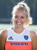 UTRECHT - Lisa Visser. Jong Oranje dames voor EK 2017 in Valencia. COPYRIGHT KOEN SUYK