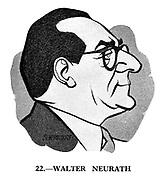 These Looks Speak Volumes 22. Walter Neurath