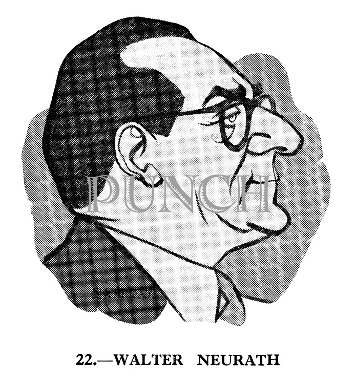 These Looks Speak Volumes 22. Walter Neurath
