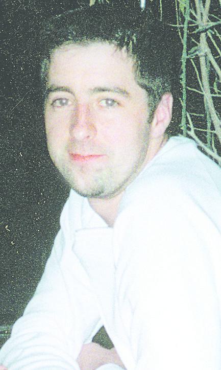 Fergal Landy RIP Murder victim.... <br />Photo By: Domnick Walsh/Eye Focus.?<br />Tralee, Co Kerry Ireland.<br />Phone : 087/2672033.<br />L/line : 066/7122981.