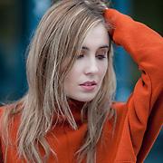 Mhairi Stewart fashion shoot