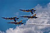 Blue Angels US Navy Display Team