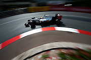 May 25-29, 2016: Monaco Grand Prix. Esteban Gutierrez (MEX), Haas F1