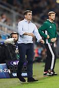 KRAKOW, POLEN 2017-06-24<br /> Stefan Kuntz under UEFA U21 matchen mellan Italien och Tyskland p&aring; Krakow Stadium den 24 juni, 2017 i Krakow, Polen<br /> Foto: Nils Petter Nilsson/Ombrello<br /> ***BETALBILD***
