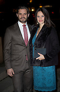 Stockholm, 21-12-2015<br /> <br /> Prince Carl Philip and Princess Sofia attend Christmass Concert<br /> <br /> Photo; Royalportraits Europe/Bernard Ruebsamen