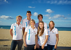 Dutch Olympic team, sponsored by DELTA LLYOD