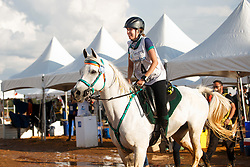Maciel Ana Carla, BRA, Moscou Endurance<br /> World Equestrian Games - Tryon 2018<br /> © Hippo Foto - Sharon Vandeput<br /> 12/09/2018