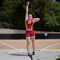 USC v UCLA Dual Meet