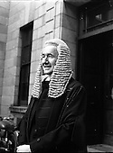 1958 -Barrister Mr John Kenny called to the Bar.