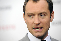 Side Effects New York Premiere. Actor Jude Law attends the premiere of Side Effects at AMC Loews Lincoln Square, New York City , USA, January 31, 2013. Photo by Imago / i-Images...UK ONLY<br />