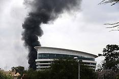 SEP 23 2013 Nairobi shopping mall terror attack