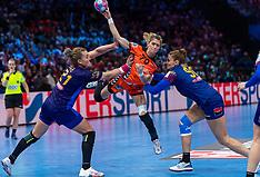20181216 FRA: Women European Handball Championships bronze medal match, Paris