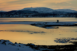 NORWAY FINNMARK 25MAR07 - Arctic scene near Ytres Brenna  in Finnmark, Norway's northermost Arctic province...jre/Photo by Jiri Rezac..© Jiri Rezac 2007..Contact: +44 (0) 7050 110 417.Mobile:  +44 (0) 7801 337 683.Office:  +44 (0) 20 8968 9635..Email:   jiri@jirirezac.com.Web:    www.jirirezac.com..© All images Jiri Rezac 2007 - All rights reserved.