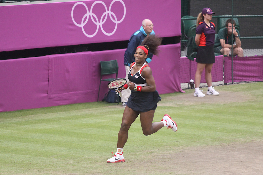 Serena Olympic Champion