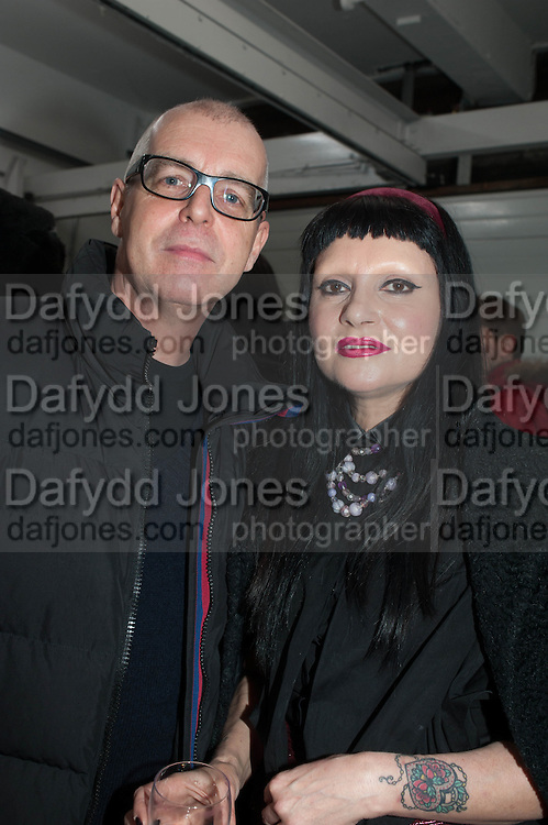 NEIL TENNANT; PRINCESS JULIA, Nicola Tyson exhibition of photographs: Bowie Nights at Billy's Club London 1978. Sadie Coles HQ. 9 Balfour Mews, London W1. 25 January 2013.