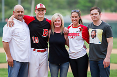 05/06/15 HS Baseball Bridgeport vs. Philip Barbour (Senior Day)