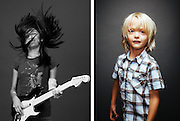 Portraits of Children<br />