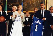 Incontro con D'Alema 1999