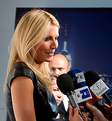 Actress Gwyneth Paltrow attends the  Boss Nuit Pour Femme party, Neptune Palace, Madrid, Spain, October 29, 2012. Photo by Belen Diaz / DyD Fotografos / i-Images...SPAIN OUT